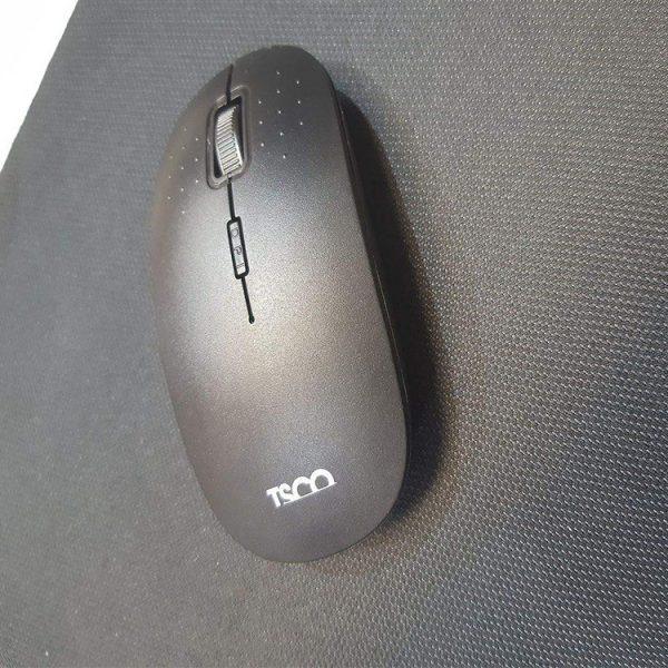 ماوس بی سیم تسکو مدل TM 670