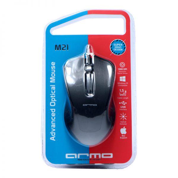ماوس آرمو مدل M21
